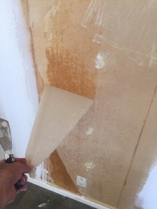 tips for peeling the backing layer off